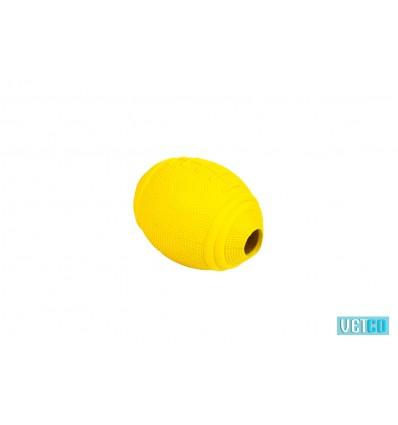 Barkbutler's Basics - Just A Fooball (Large/Yellow)